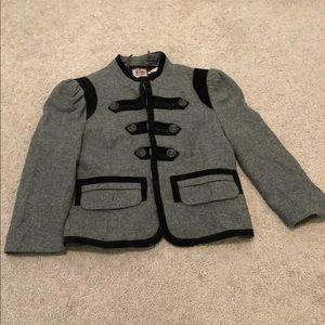 3/4 sleeve Juicy couture blazer